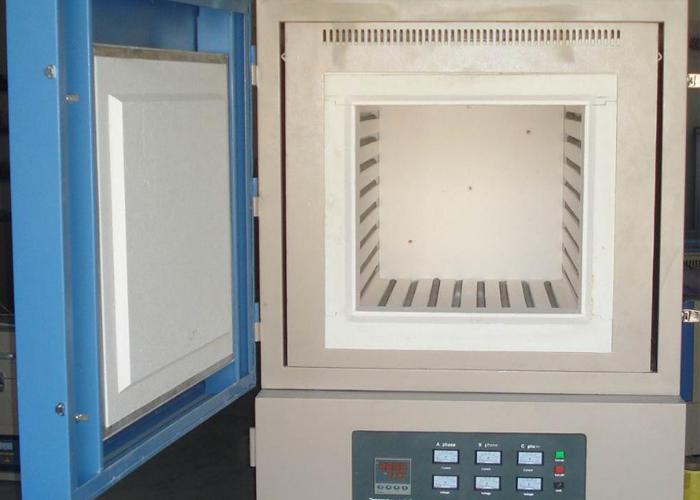 实验电炉安装