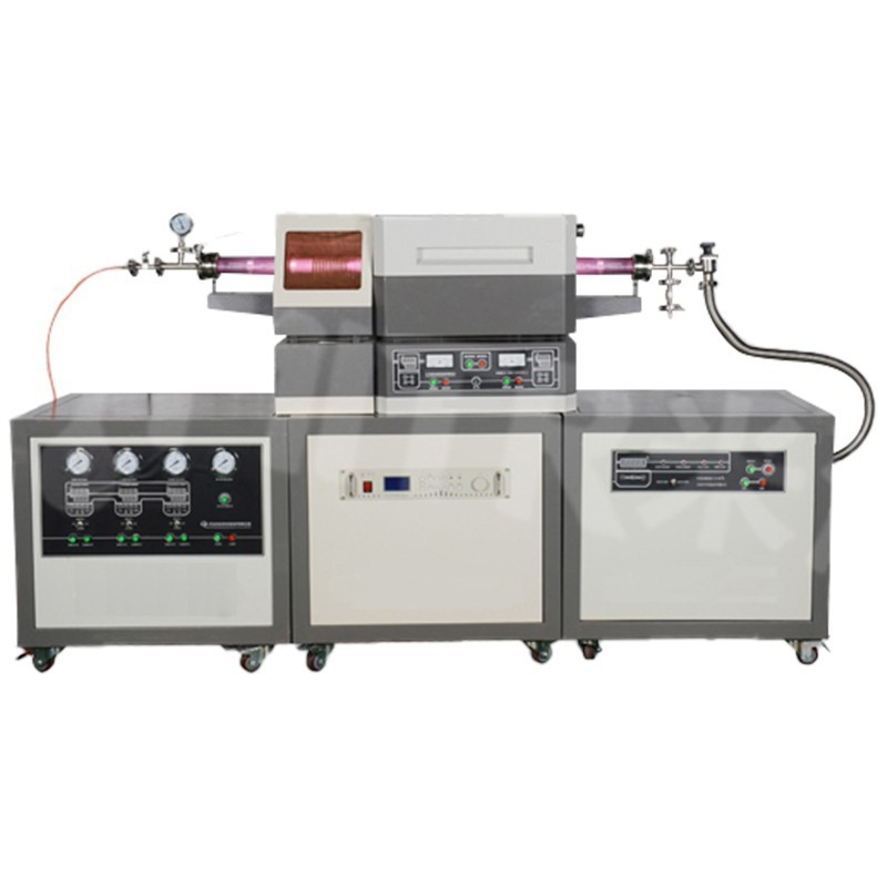 1200°C双温区PECVD系统管式炉