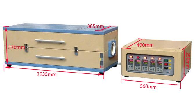 OTF-1200X-V -80-140 -2
