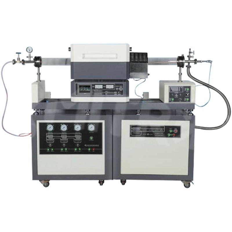 1200°C滑动式单双温区CVD系统