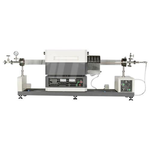1200°C小型滑动式管式电炉 管式气氛炉