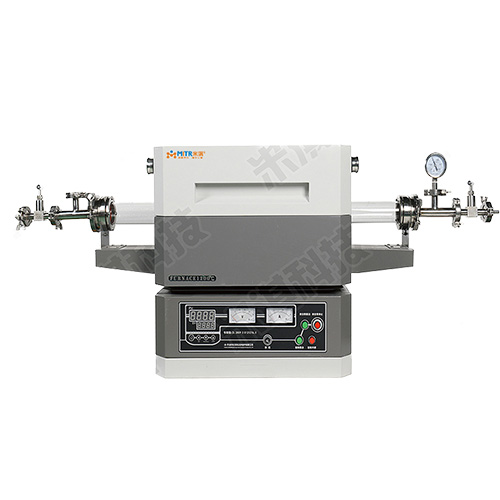 1200℃单双温区开启式-真空气氛管式电炉