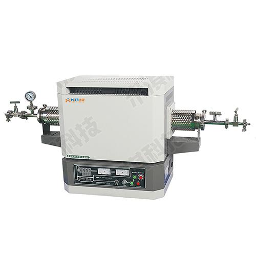 1400℃单温区真空气氛管式电炉