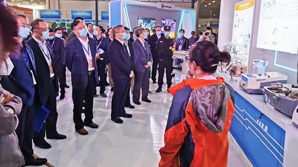 米淇仪器相约长沙新材料产业博览会