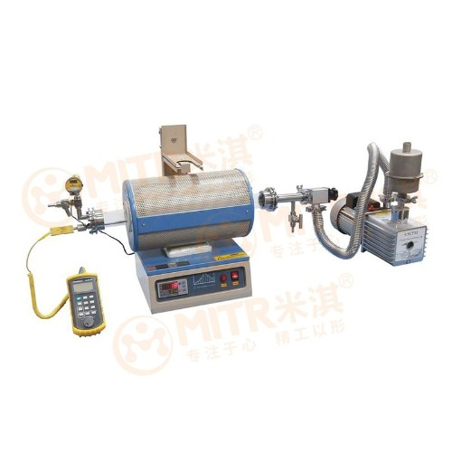 1100℃带校准系统管式炉