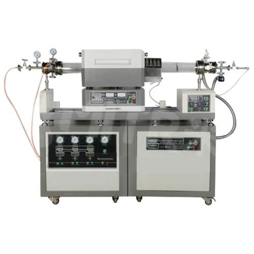 1200°C双管滑动式单多温区系统
